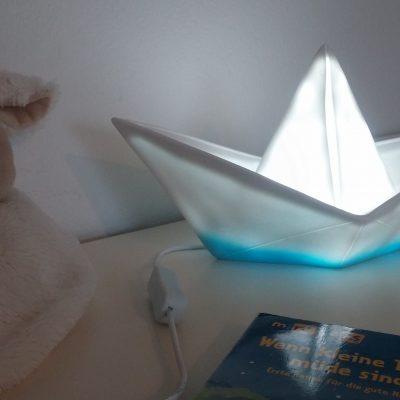 Goodnight Light: Paper Boat