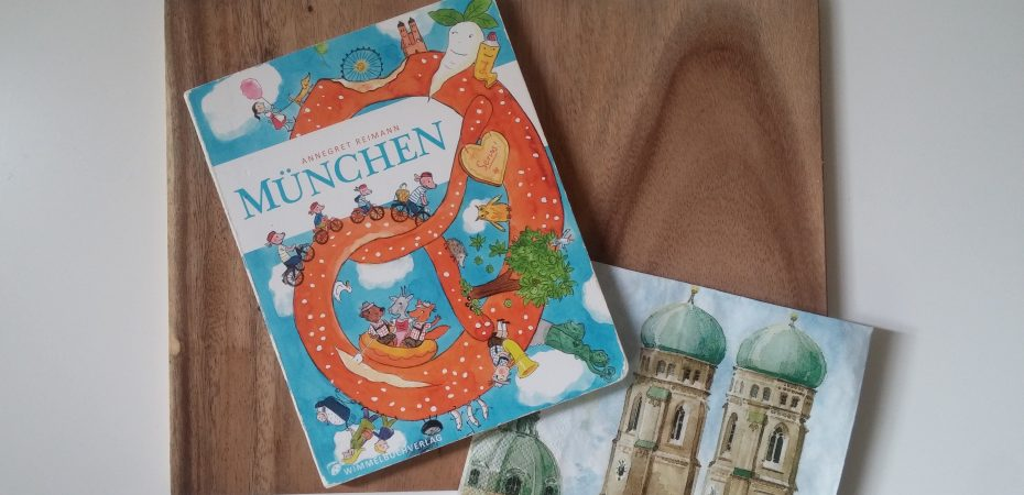 Buchempfehlung: Wimmelbuch München