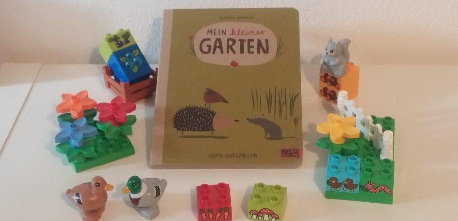 Buchempfehlung: Mein kleiner Garten