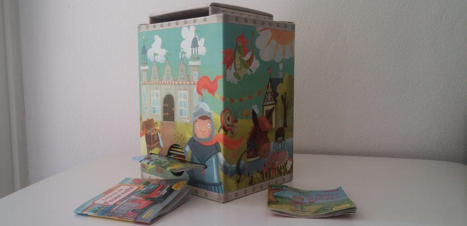 Die BonnieBoxx für die Pixi-Buch-Sammlung