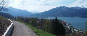 Wanderweg Tegernsee